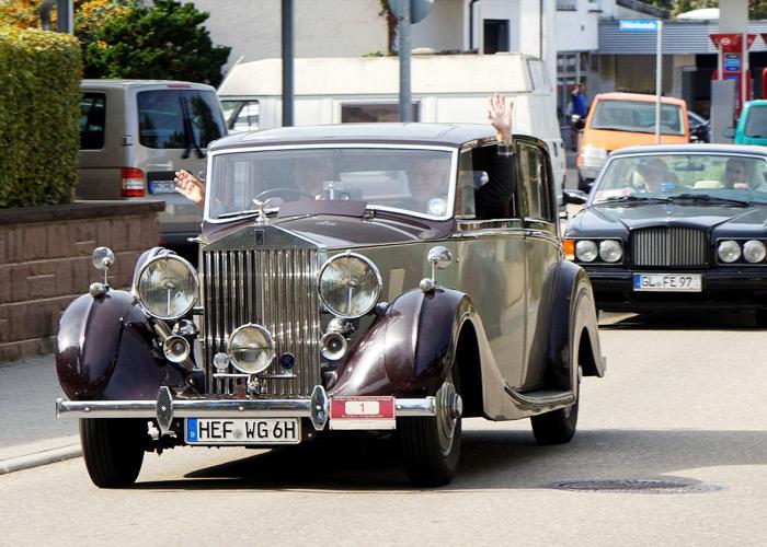 Werden Sie Mitglied im Bentley & Rolls-Royce Touring Club e.V (TOC)